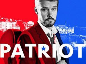 amazon new series patriot