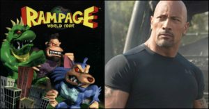 rampage casting call