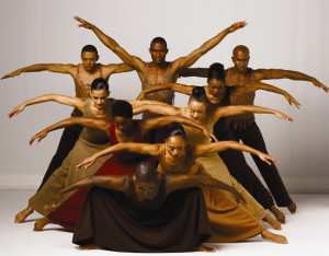 Alvin Ailey Dance Company Auditions 2013-14 Season