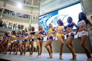 Minnesota Vikings Cheerleader Auditions 2013
