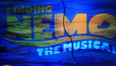 finding nemo the musical auditions