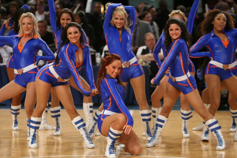 Madison Square Garden: New York Knicks Dancer Auditions
