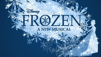 frozen the musical auditions