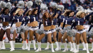 New-England-Patriots-Cheerleaders Auditons 2017