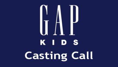 gapkids-casting call 2017