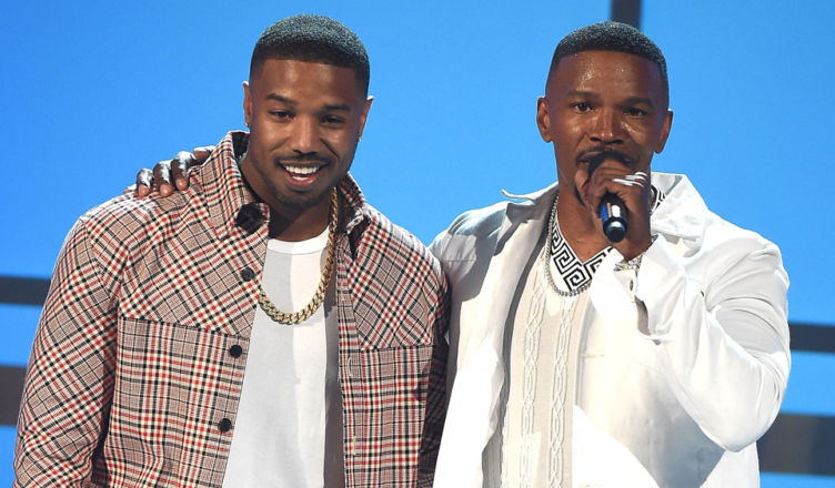 1fa2535a7e5540 Jamie Foxx and Michael B. Jordan to Star in  Just Mercy ...